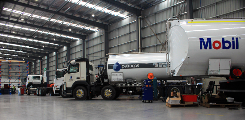 Liquip Victoria new workshop Derrimut
