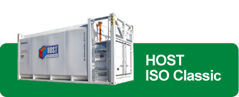 HOST ISO Accredited Self Bunded Container Tanks Range
