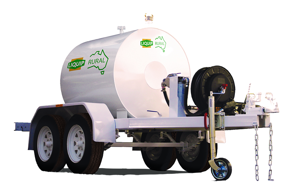 diesel or petrol towable refuelling Trailer