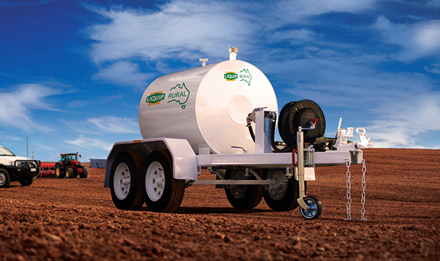 Liquip Rural Refuelling Tank Trailer