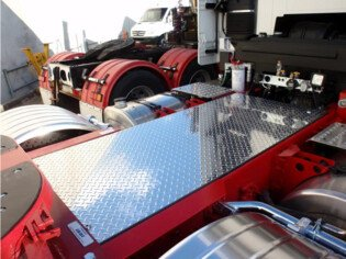 Trailer flame proofing Liquip Victoria